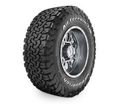BF GOODRICH 4x4 Tubeless 265/65 R17 KO2 Pattern AD A/T Terrain Tyre