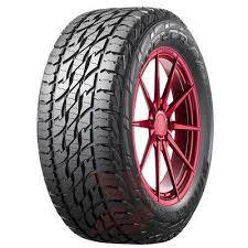 BRIDGESTONE 4x4 Tubeless 245/65 R17 DUELER A/T 697 Pattern A/T Terrain Tyre