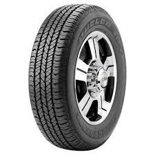 BRIDGESTONE 4x4 Tubeless 255/60 R18 DUELER H/T 684 Pattern H/T Terrain Tyre
