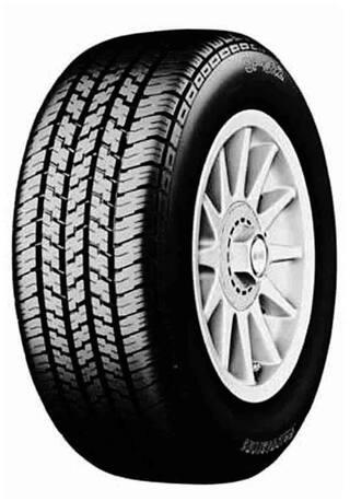 BRIDGESTONE Passenger Tubeless 215/70 R15 RD613 106S Pattern Tyre