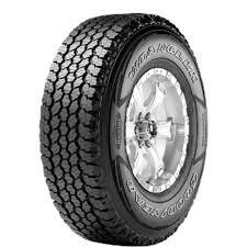 GOODYEAR 4x4 Tubeless 245/65 R17 WRANGLER AT ADV Pattern A/T Terrain Tyre