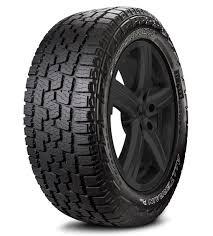 PIRELLI 4x4 Tubeless 235/65 R17 S-AT+ Pattern AD A/T Terrain Tyre
