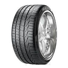 PIRELLI Passenger Tubeless 255/35 R20 PZERO Pattern Tyre