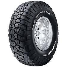 BF GOODRICH 4×4 Tubeless 285/75 R16 KM2 Pattern M/T Terrain Tyre
