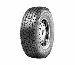 MARSHAL 4×4 Tubeless 265/60 R18 AT51 Pattern A/T Terrain Tyre