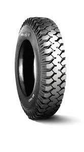 BKT Light Truck Tubeless 7.50-15 COLT Pattern Tyre