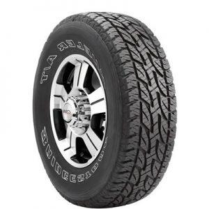 BRIDGESTONE 4×4 Tubeless 205 R16C DUELER 697 Pattern A/T Terrain Tyre