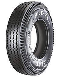CEAT Light Truck Tubeless 7.50-15 MILEXL RIB Pattern Tyre