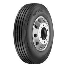 DUNLOP Light Truck (SET) 7.50 R16 SP160 Pattern Tyre