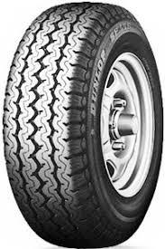 DUNLOP Light Truck Tubeless 195 R15 LT5 Pattern Tyre