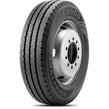 FIRESTONE Light Truck Tubeless 215/75 R16 CV4000 Pattern Tyre