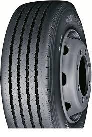 BRIDGESTONE Light Truck TUBELESS 205/75 R17.5 R294 Pattern Tyre