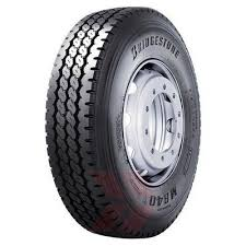 BRIDGESTONE Light Truck TUBELESS 265/70 R19.5 M840 Pattern Tyre