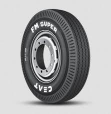 CEAT Truck (SET) 9.00-20 FM (SET) Pattern Tyre