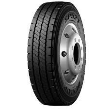 DUNLOP Light Truck TUBELESS 225/80 R17.5 SP521 Pattern Tyre