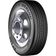 DUNLOP Light Truck TUBELESS 265/70 R19.5 SP120 Pattern Tyre