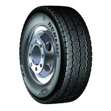 DUNLOP Light Truck TUBELESS 265/70 R19.5 SP502 Pattern Tyre