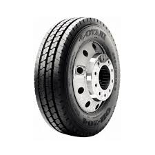 OTANI Light Truck TUBELESS 265/70 R19.5 OH204 Pattern Tyre