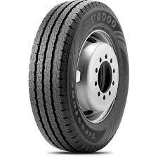 FIRESTONE Light Truck Tubeless 225/70 R15 CV4000 Pattern Tyre